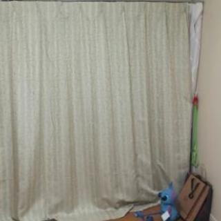 カーテン2枚セット
