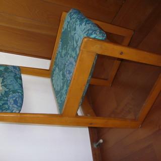 子供用 椅子 (木製)