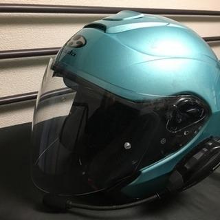 【値下しました】OGKヘルメットとビーコムSB213.EVO