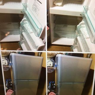 2005年と2009年のシングル用の冷蔵庫2台売ります。
