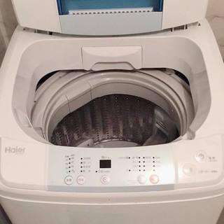 ハイアール 5.0kg 全自動洗濯機