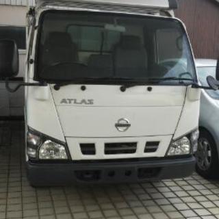 値下げ!【代理出品】平成18年式アトラス トラック