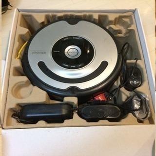 【交渉中】ルンバ iRobot Roomba model 560