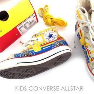 converse ALLSTAR kids コンバース 17cm ...