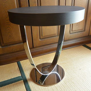 レアなデザインテーブル美品(お値引き)¥13000⇒¥11000-...