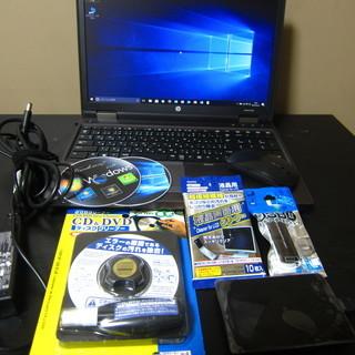 超美品★HP ProBook 6570b 最新Win10 高性能...