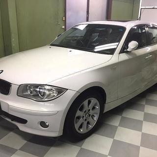 ☆総額¥65万 白 BMW 118i 47600Km 車検2年、...