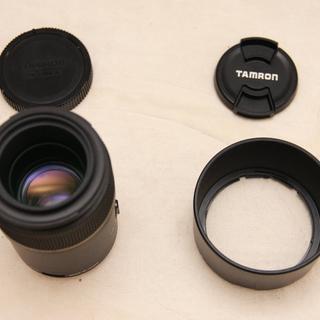 伝説のレンズ タムロン90mm2.8 マクロレンズ キャノン用