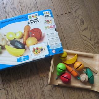 PLANTOYS おままごとセット 木製おもちゃ
