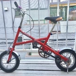 中古自転車14インチ(子供用)無料!