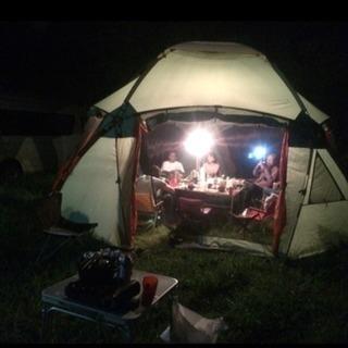 一緒にファミリーキャンプを 楽しみませんか‼️