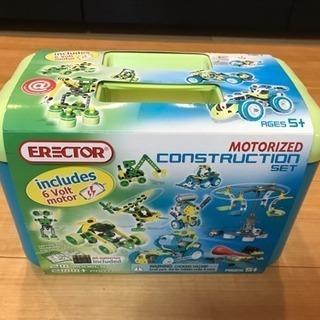 組み立て式 知育玩具 エレクター コンストラクションセット