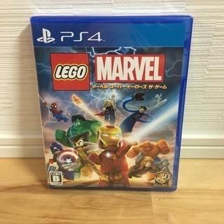 PS4 未開封 LEGO マーベル スーパー・ヒーローズ ザ・ゲーム