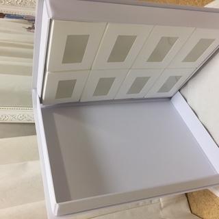 A4ブック収納型ケース(ホワイト)...
