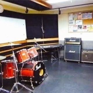 生徒募集!MUSIC School KUZE ドラムレッスン