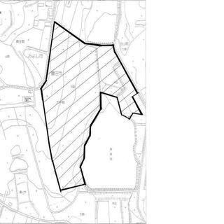 売土地13777坪 太陽光発電用地1.95メガワット(売電単価21...