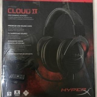 キングストン ゲーミング ヘッドセット HyperX Cloud ...