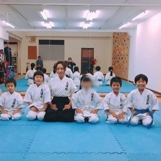 尼崎 武庫之荘 子どもの為の護身術教室 志道会ジュニア合気道