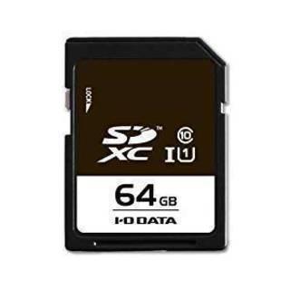 未使用 64GB SDカード Class10(UHS-I) 対X線設計