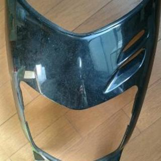 マジェスティー125 フロントマスク、テイルランプカバーあげます。の画像