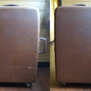 古いスーツケース差し上げます