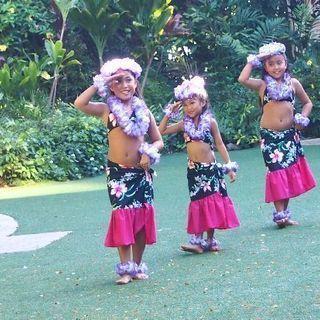 ★マヘアラニ★ 大和市 子供のフラダンス