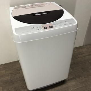 072697 ☆シャープ 洗濯機 5.5kg  09年製 ☆