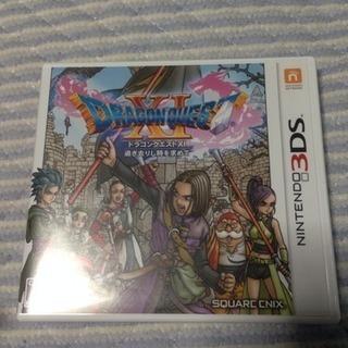 ドラゴンクエスト11 3DS版 美品