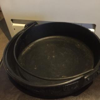 すき焼き用 鉄鍋