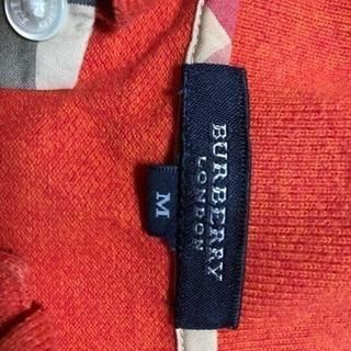 バーバリーロンドン ポロシャツ Mサイズ