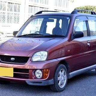 プレオ RM 4WD 検31年8月 純正13AW 純正エアロ 社...