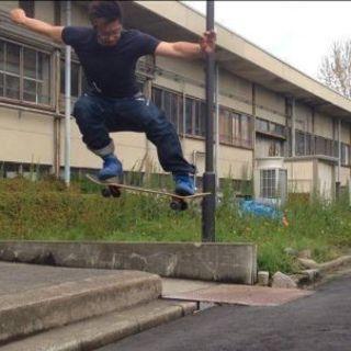 スケーター仲間募集(o・ω・o)