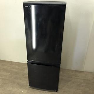 121398☆シャープ 冷蔵庫 大きめ2ドア 167L 08年製 ☆