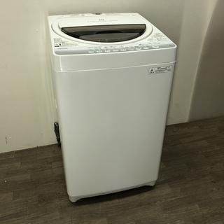 053114☆東芝 洗濯機 6kg 13年製 ☆