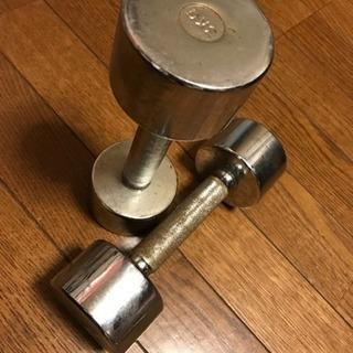 鉄アレイ 3kg ✖︎2