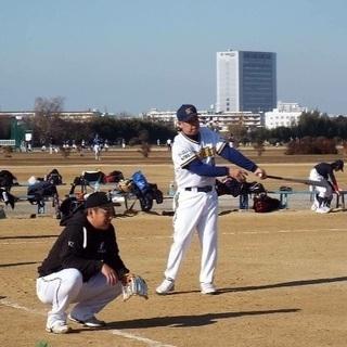 プロ野球OBによる野球教室