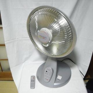 電気ストーブ 800W リモコン付き 【中古】