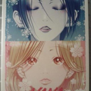 【中古】アニメ「NANA」3枚セット(CD2枚・DVD1巻)