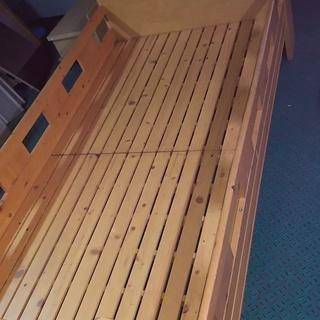 [難有り特価シングルベッド]⁑リサイクルショップヘルプ