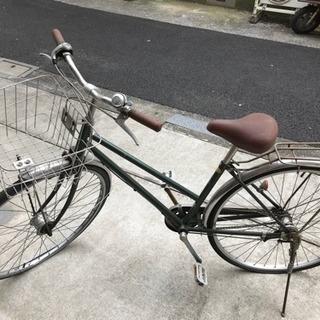 27型 自転車 ジャンク品 取引中
