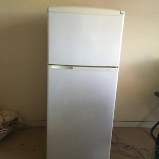 無料 2011年製 109L 冷蔵庫