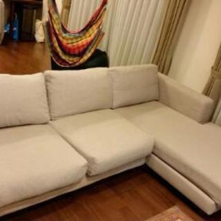 Actus 34人用ソファ Daichi 川越の家具の中古あげます譲ります