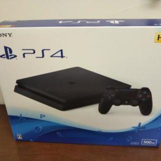 【新品】PlayStation 4 500GB プレステ4