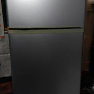 サンヨー 2ドア冷蔵庫 2006年式