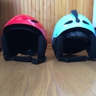交渉中スキースノボージュニアサイズヘルメット