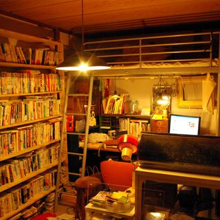 阿佐ヶ谷ワンダーハウスへようこそ(DIY自由で、工具もいっぱいあります)