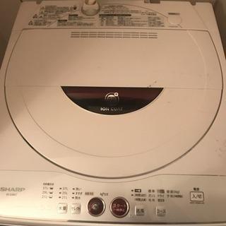 洗濯機 5.5キロ