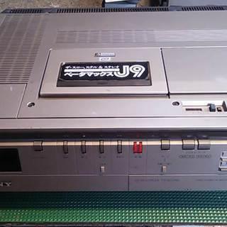 ベータマックス SL-J9 SONY    β betamax