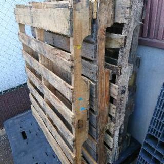 木製パレットあげます⑥ 木材、DIY