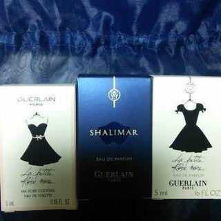 【発送手続き中】GUERLAIN ゲラン サンプル3本セット
